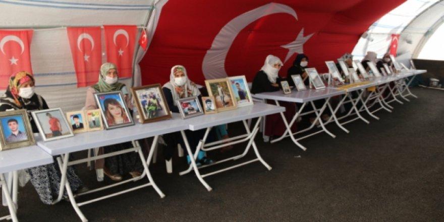 Diyarbakır'da evlatlarına kavuşmayı bekleyen aile sayısı 150'ye yükseldi