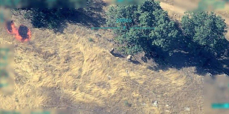 PKK ormanları yakıp suçu TSK'ya atıyor