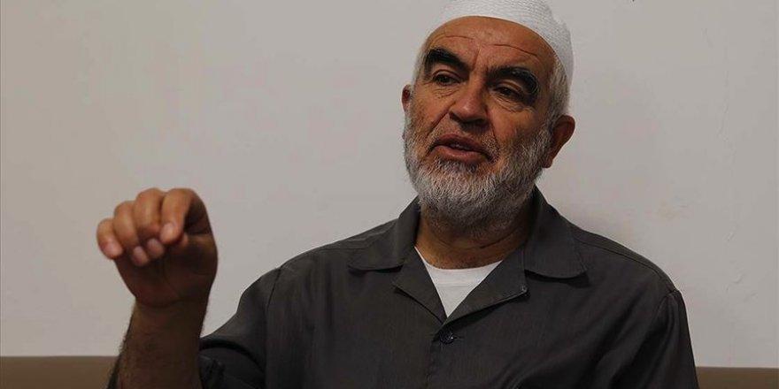 'İşgal kuvvetleri Mescidi Aksa'yı yıkmak istiyor'