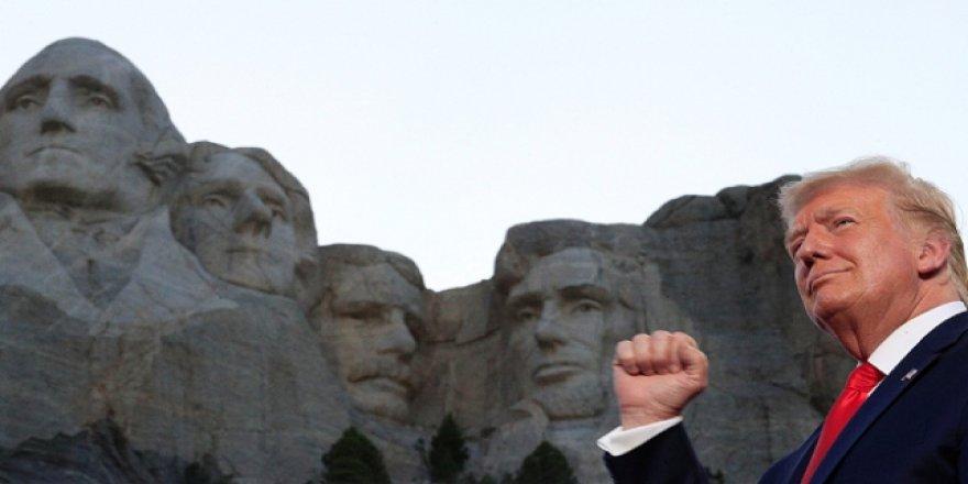 Rushmore'a Trump'ın yüzü eklenecek mi?
