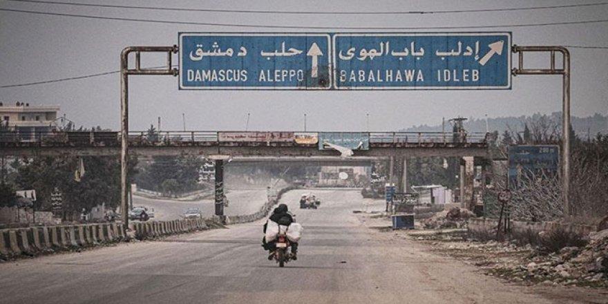 Esed rejimi ve İran destekli gruplardan İdlib hattına askeri yığınak