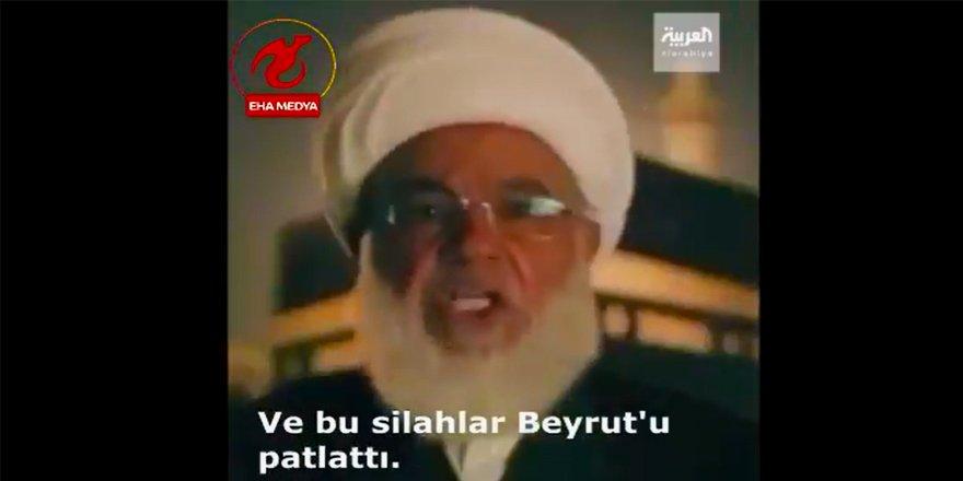 Tufeyli'den Beyrut patlaması nedeniyle Hizbullah'a sert tepki