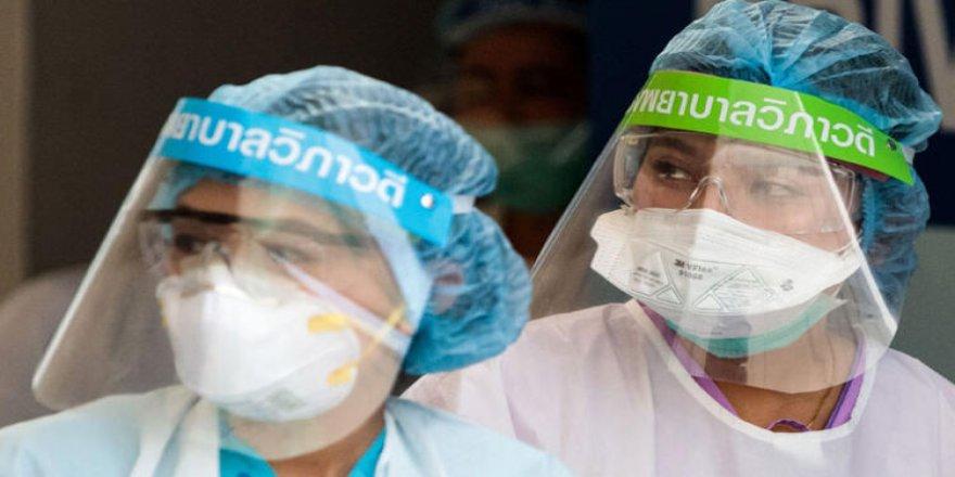 KOVİD-19 tespit edilen kişi sayısı 21 milyona yaklaştı