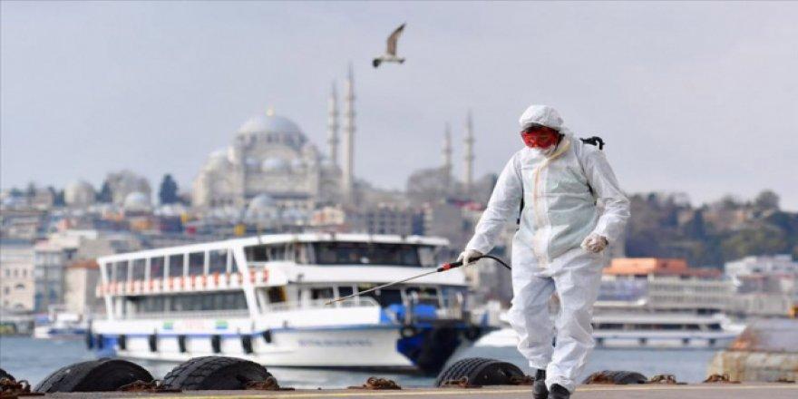 Türkiye'de son 24 saatte 1226 yeni vaka tespit edildi