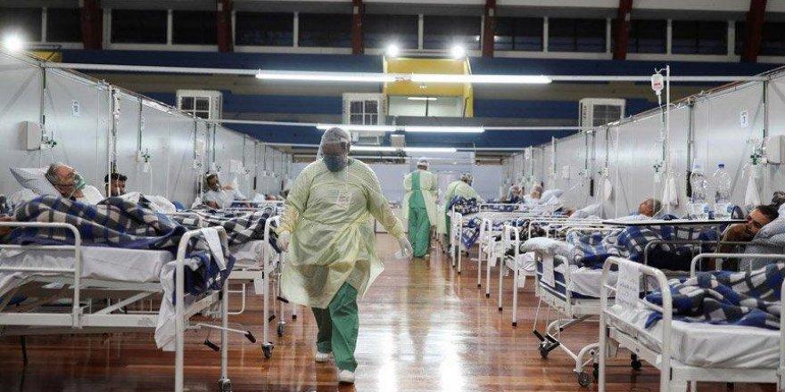 Dünya genelinde iyileşenlerin sayısı 14 milyonu geçti