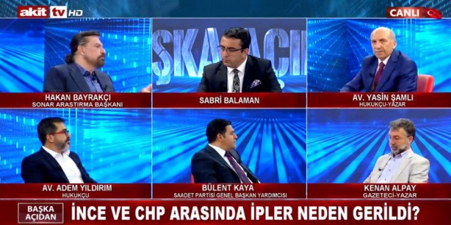 Akittv'de Türkiye'nin bölgesel ve küresel sorunları konuşuldu