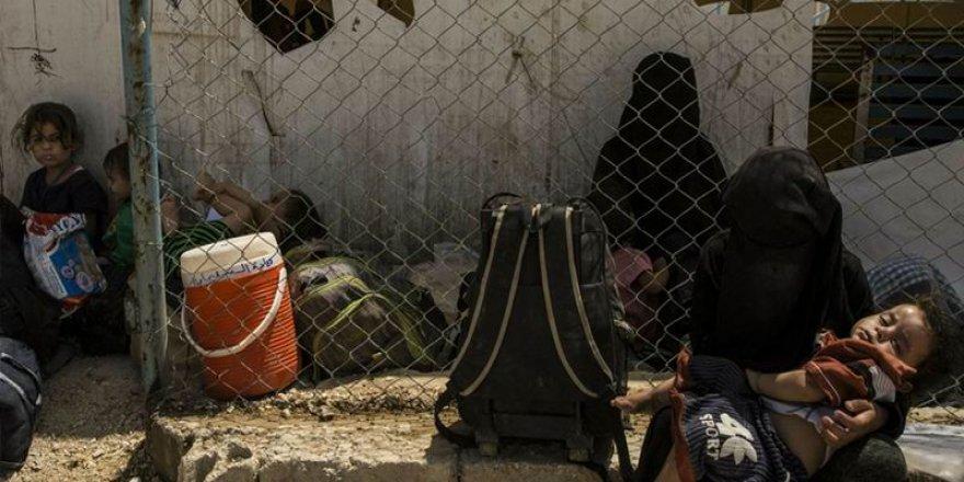 YPG/PKK'nın kontrolündeki el-Hol kampında insanlık dramı büyüyor!