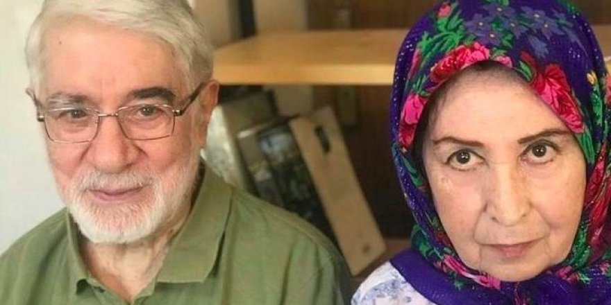 Eski başbakan Musavi ve eşi Zehra Rahneverd 10 yıldır ev hapsinde