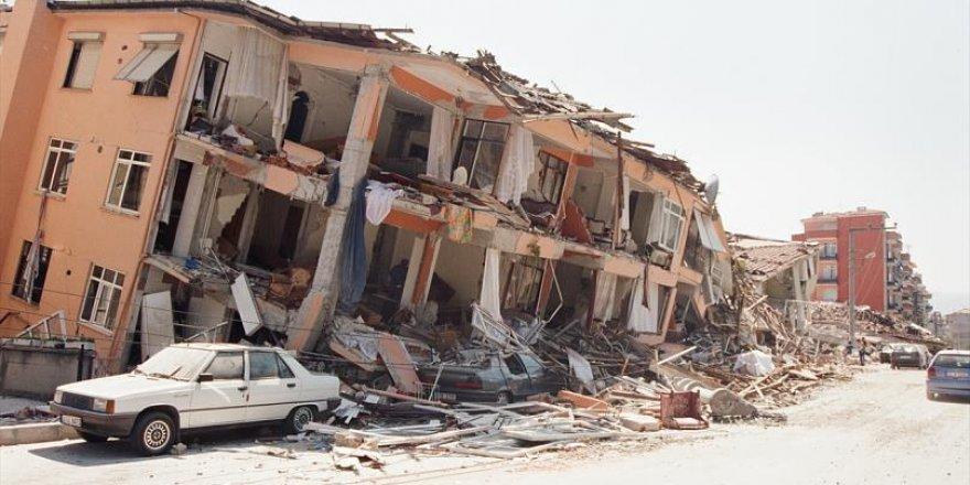 17 Ağustos 1999 depreminin ağır bilançosu