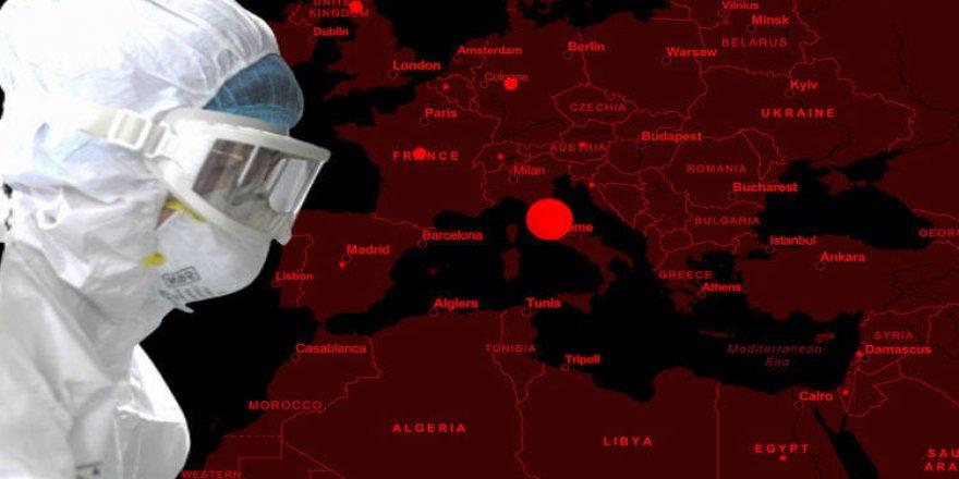 Dünya genelinde Kovid-19 tespit edilen kişi sayısı 22 milyona yaklaştı