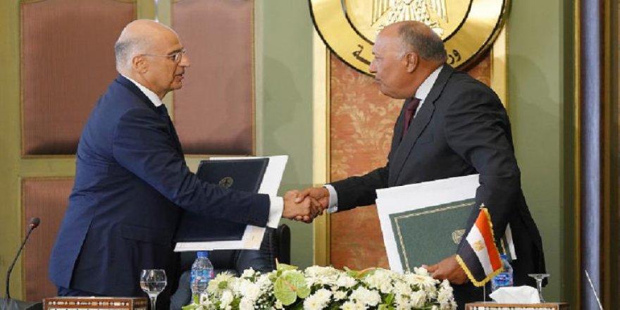 Mısır-Yunanistan anlaşması Mısır Meclisi'nden geçti