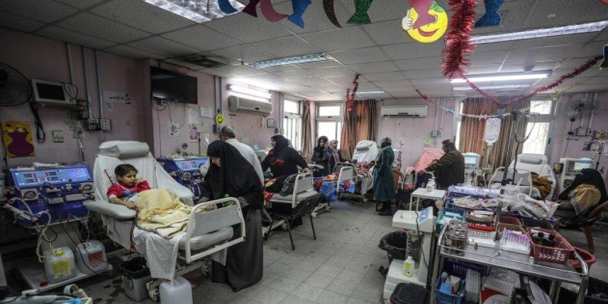Gazze: Sadece 8 gün yetecek kadar Kovid-19 test materyalimiz var
