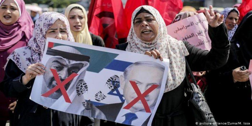 """İsrail'in çıkarlarına hizmet eden bir tuzağa dönüşen """"normalleşme"""" meselesi"""