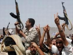 Husiler Başkent Sana'nın Giriş Çıkışlarını Kapattı