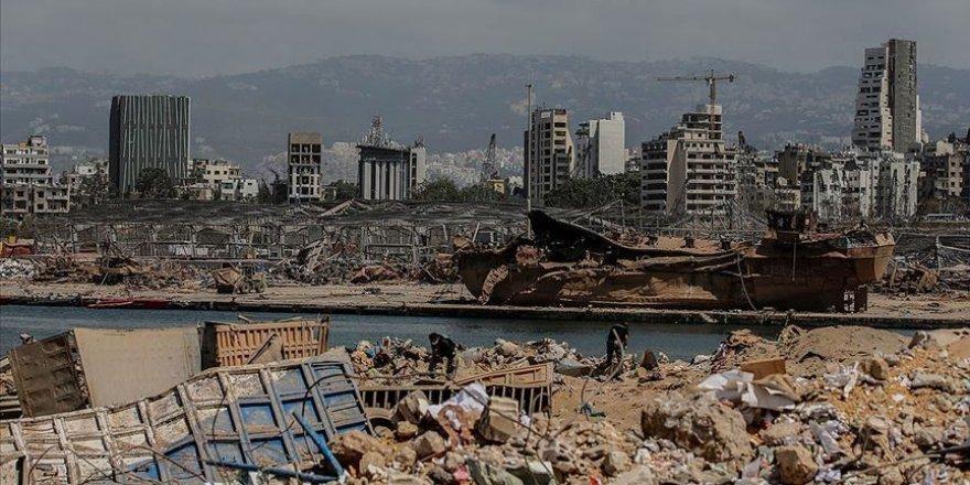 Lübnan'da patlamayla ilgili Cumhurbaşkanı ve Başbakan hakkında suç duyurusu