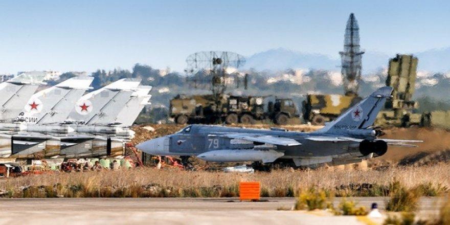 Rusya ve Esed rejimi Hmeymim Hava Üssü'nün genişletilmesi konusunda anlaştı