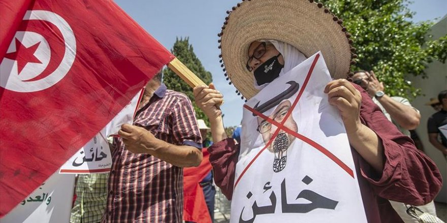 Nahda'dan Siyonist İsrail ile normalleşmeyi reddeden Tunus hükümetine tebrik