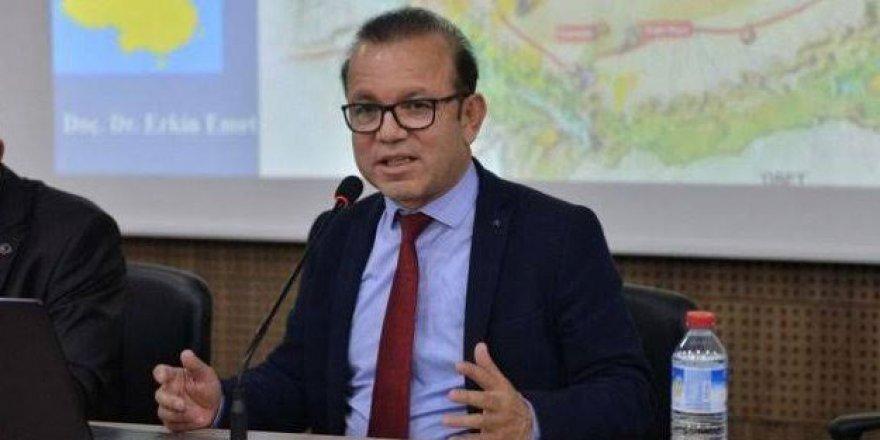 Uygur akademisyenden Doğu Perinçek'e tepki