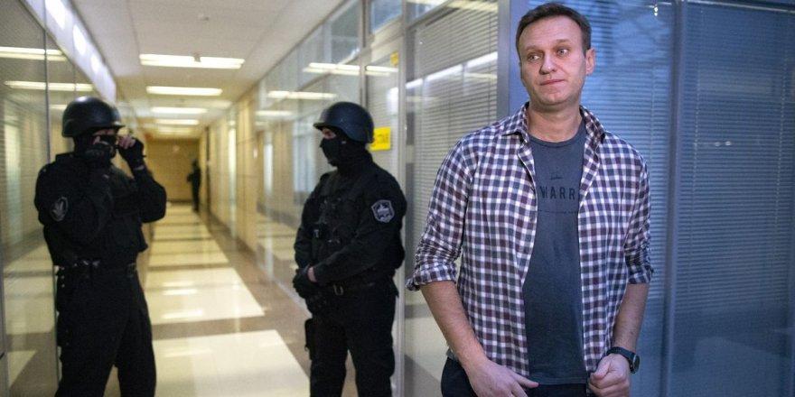 Komada bulunan Rus muhalif Navalnıy'ın durumu stabil değil