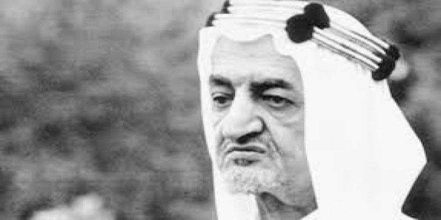 Kral Faysal'ın öldürülmesiyle zillete düşen bir Suudi Arabistan