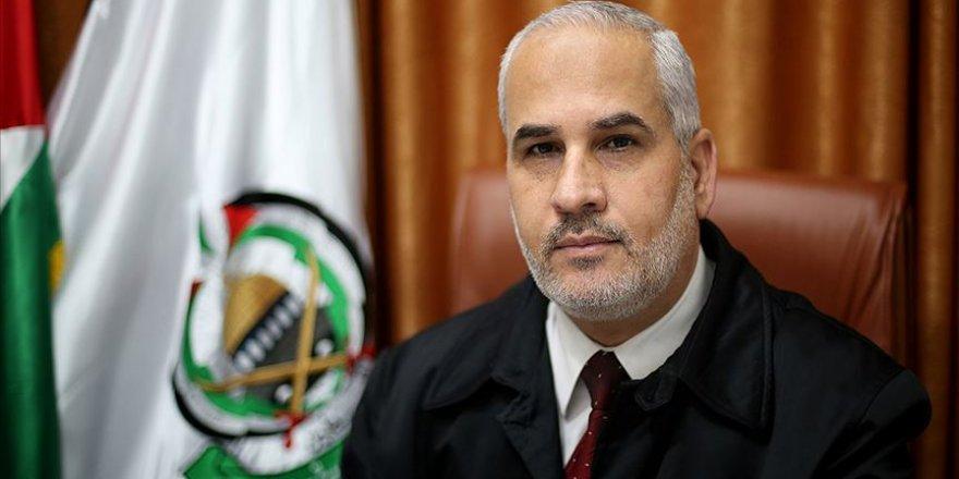Hamas: Gazze'ye yönelik saldırıların sonuçlarından İsrail sorumlu
