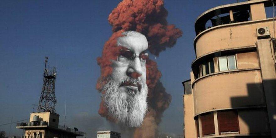 """""""Beyrut'taki patlamada Hizbullah'ın etkisi olabilir"""""""