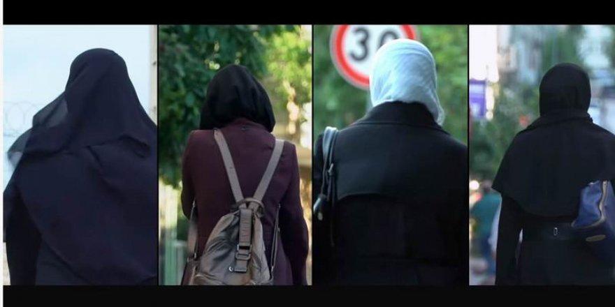 """Suriyeli kadın mültecileri konu alan """"Yeni Baştan"""" belgeseli yayımlandı"""
