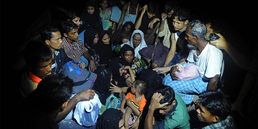 Arakanlı Müslümanların çektiği acılar son bulmuyor