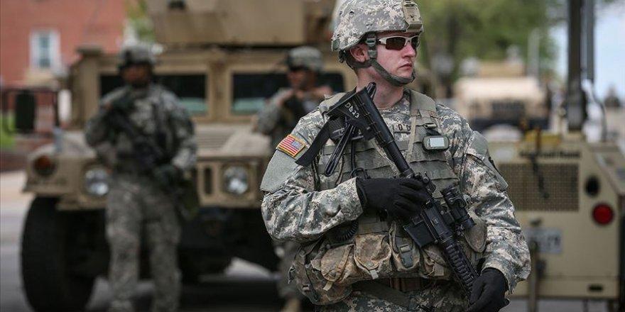 ABD'den polis şiddeti karşıtı protestoları kolluk gücüyle bastırma kararı