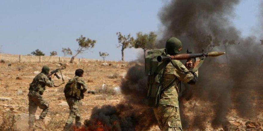 Direnişçiler Halep kırsalında İran'a bağlı çeteleri pusuya düşürdü!