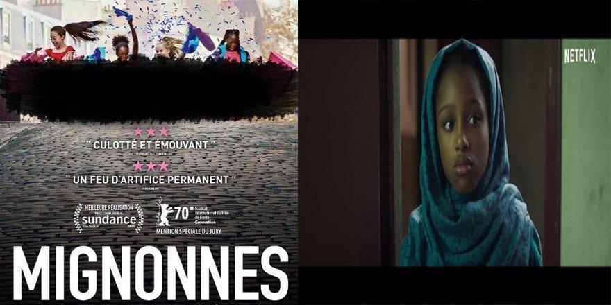 Yine İslamofobik ve pedofilik film üzerinden karşımıza çıkan seküler-Batı özgürlükçülüğü