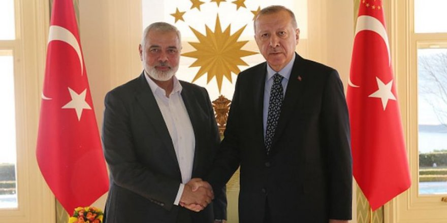 Emperyalist ABD, Erdoğan'ın Hamas heyetiyle görüşmesini sindiremedi