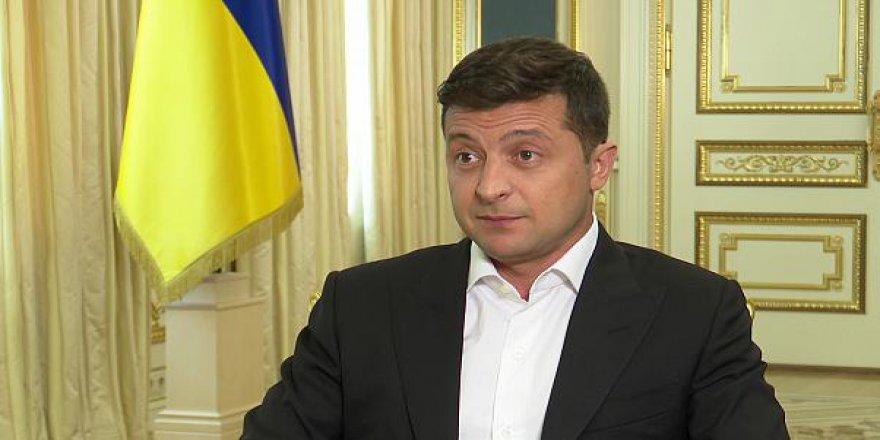 Ukrayna Cumhurbaşkanı Zelenskiy: Kırım bizim toprağımız, geri alacağız
