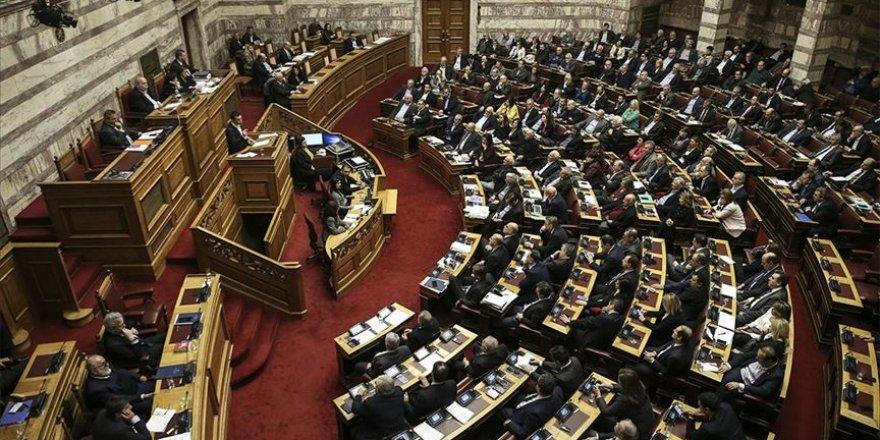 Yunanistan Parlamentosu, İtalya ile imzalanan deniz yetki anlaşmasını onayladı