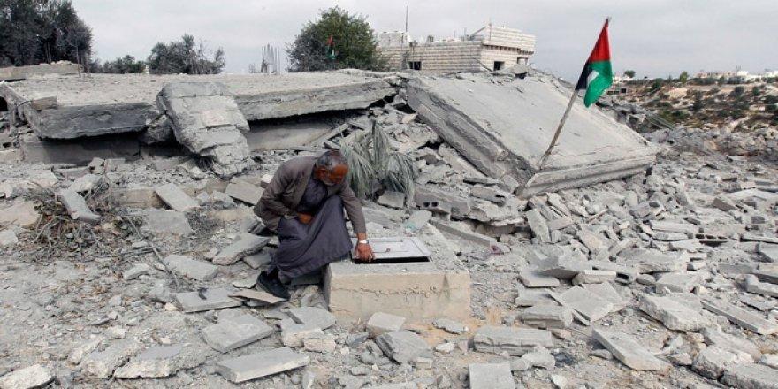 Siyonistler Filistin köyü Arakib'i 177'nci kez yıktı