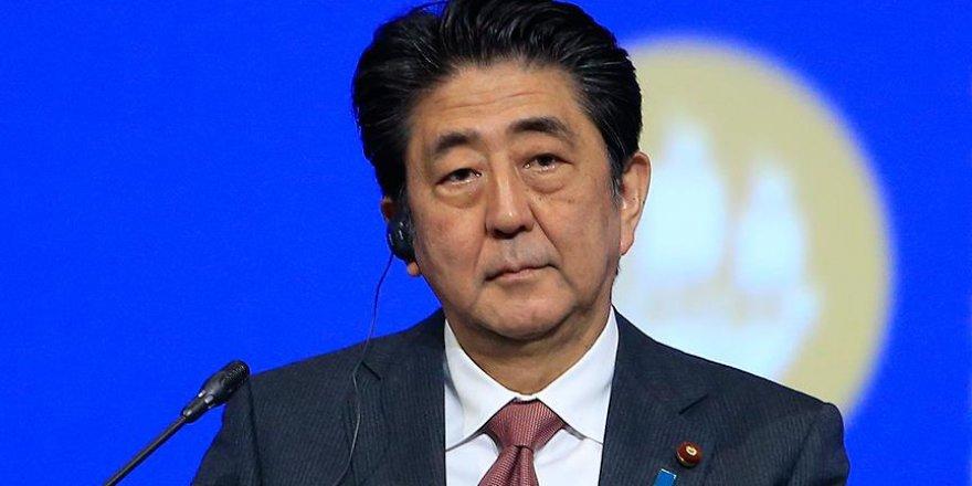 Japonya Başbakanı Abe görevinden istifa etti