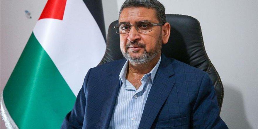 Hamas'tan BAE'nin Filistin meselesindeki tutumuna ilişkin '180 derecelik' değişim nitelendirmesi