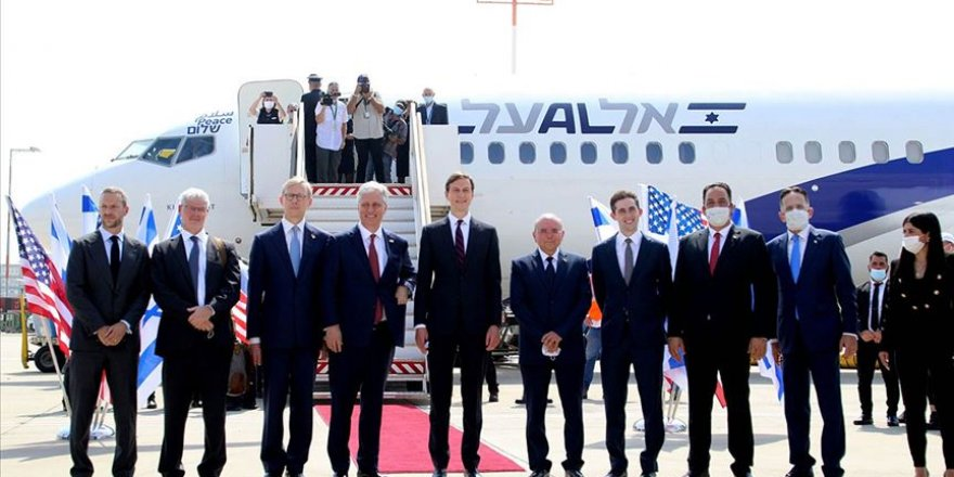 İsrail uçağı BAE uçuşu için Suudi Arabistan hava sahasını kullanacak