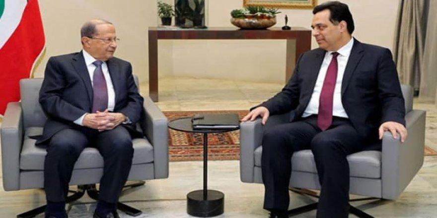 Lübnan Cumhurbaşkanı Avn, Büyükelçi Edib'i yeni hükümeti kurmakla görevlendirdi