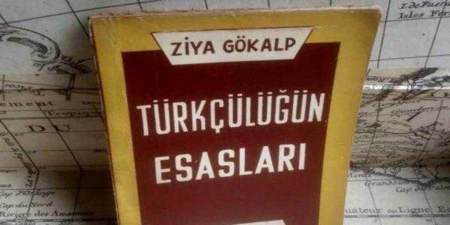 Ziya Gökalp'te Türkçülüğün Esasları: Yeni Bir İdeolojinin Programını Hazırlamak