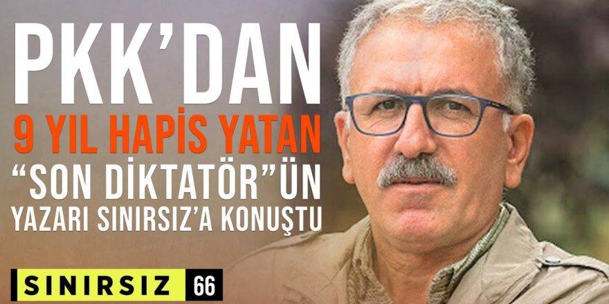 PKK'dan 9 yıl hapis yatan Aytekin Yılmaz Sınırsız'a konuştu