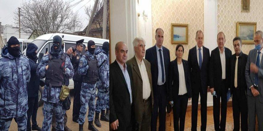 Rusya Kırım'da Tatarları tutukluyor, Moskova'da PKK'yı ağırlıyor