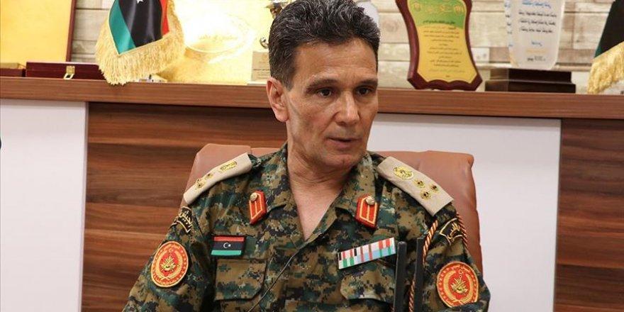 Libya ordusu: Hafter milisleri Sirte'ye girişi engelliyor