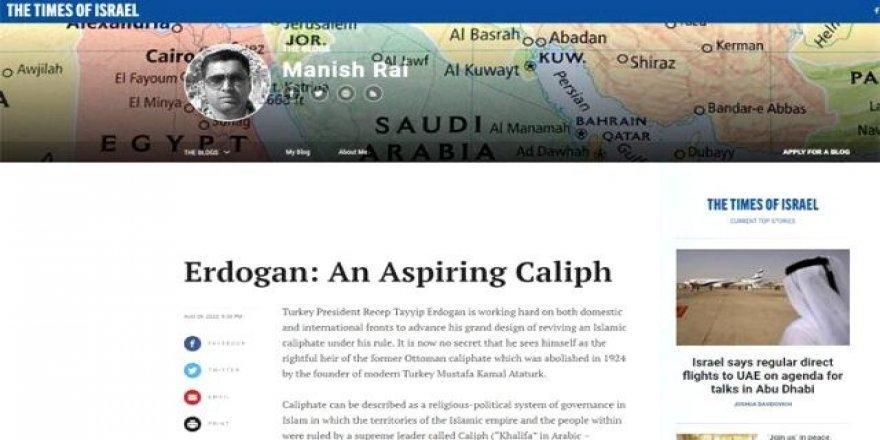 Siyonist basından Cumhurbaşkanı Erdoğan'a tehdit: Sonun Kaddafi gibi olur!