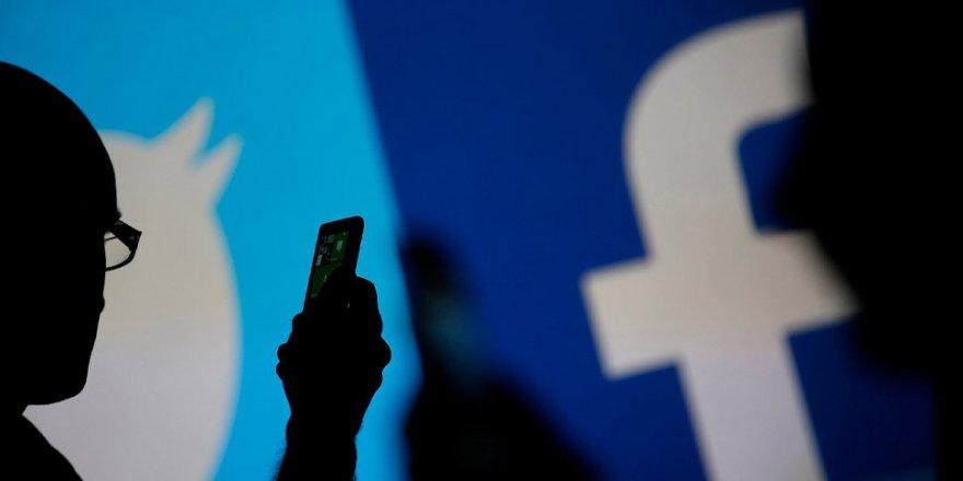 Facebook ve Twitter, 'Rusya'yla bağlantılı' hesapları kapattığını duyurdu