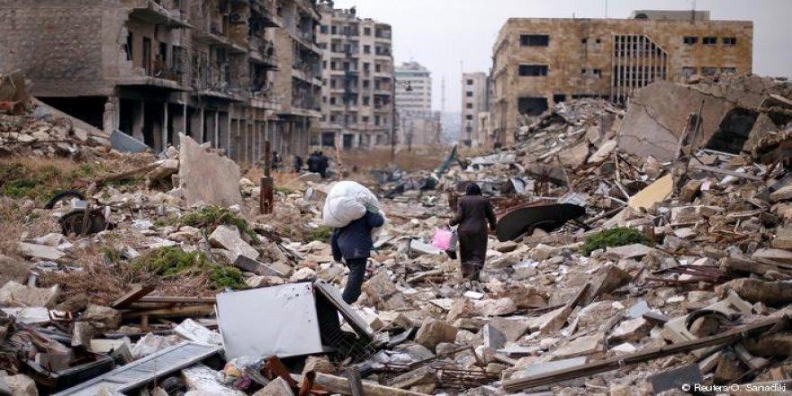 Suriye'de ağustos ayında 122 sivil katledildi!