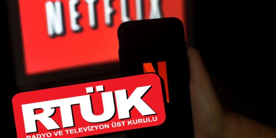 RTÜK'ten Netflix'e pedofili cezası