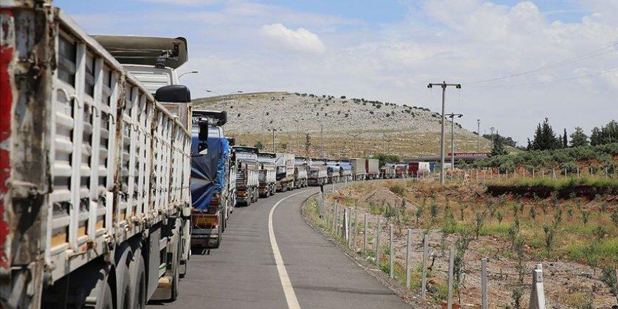 Birleşmiş Milletler'den İdlib'e bin 625 ton gıda yardımı