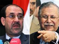 Maliki'nin Düşürülmesine Talabani Freni!