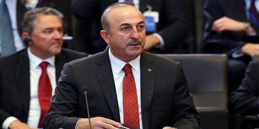 Çavuşoğlu: Görüşme teklifini Yunanistan reddetti